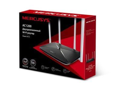Новые Wi-Fi роутеры Mercusys AC12 AC1200.Гарантия 1 год! 259 999 сум