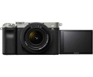 Новая Sony A7c
